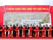 Inauguran mayor planta hidroeléctrica en Sudeste de Asia