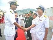 Visita Vietnam buque de guerra indio