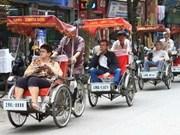 Hanoi rompe cifra récord de visitantes extranjeros
