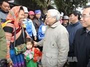 Líder del Partido en provincias norteñas vietnamitas