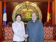 Legislador elogia prestigio internacional de Laos