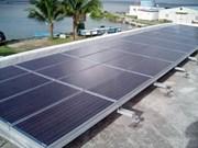 Comienzan construcción de planta de paneles solares
