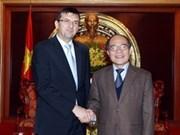 Auditorías de Vietnam y Hungría refuerzan nexos