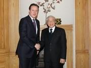 Vietnam y Reino Unido firman acuerdos de cooperación