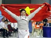Esgrimistas vietnamitas participarán en torneo regional