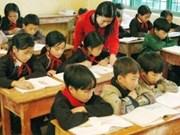 Ofrece Boeing asistencias a la educación vietnamita