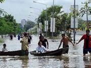 ASEAN fortalece capacidad contra desastres naturales