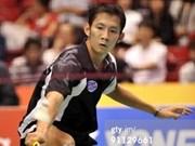 Participará raquetista vietnamita en torneo internacional de bádminton