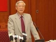 Redobla Vietnam esfuerzos contra corrupción