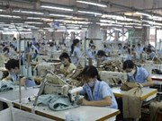 Vietnam espera ventas textiles por 19 mil millones de dólares