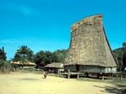 Casa comunal, corazón aldeano en Tay Nguyen