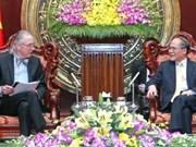 En Vietnam secretario general de Unión Interparlamentaria