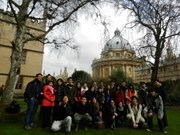 The Oxford Open Day para estudiantes vietnamitas