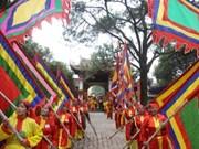 Inauguran festival primaveral Con Son – Kiep Bac