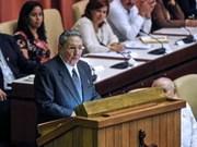 Felicitaciones vietnamitas a líderes cubanos