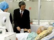 Vietnam honra a médicos