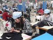 Vietnam reestructurará grupo de confecciones textiles Vinatex