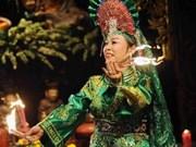 Festival ofrece materiales de Chau Van