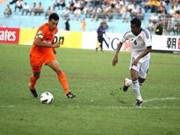 Logra SHB Da Nang primera victoria en copa continental
