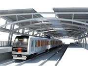 Japón ayuda construcción de metro en Binh Duong