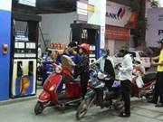 Vietnam mantendrá estable precio de gasolina