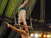 Vietnamitas ganan en festival internacional de circo en España