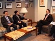 Canadá considera importante lazos con Vietnam
