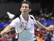 Avanza raquetista vietnamita en torneo Yonex All England