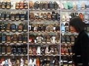Calzado vietnamita beneficiado con cuota de importación de UE