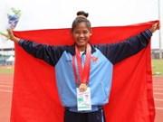 Logra Vietnam medalla en torneo asiático de marcha