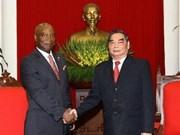 Destaca Vietnam relaciones con Mozambique