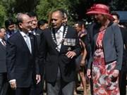 Presidente birmano visita Nueva Zelanda