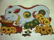Declaran patrimonio nacional pinturas folclóricas de Dong Ho