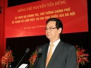 Urgen a Universidad Nacional de Hanoi encabezar investigación