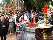 Vietnam homenajea a heroínas nacionales