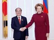 Concluye presidente del Parlamento gira internacional