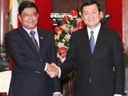 Vietnam y Myanmar impulsan cooperación