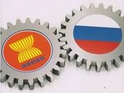 Rusia, socio importante de ASEAN