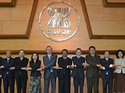 ASEAN y Rusia potencian enlaces en política y seguridad