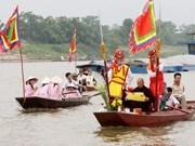 Peregrinaje en festival vietnamita al amor eterno