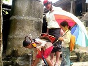 Agua potable ayudará a reducir mortalidad infantil