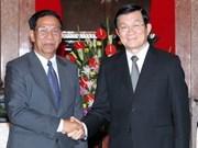 Impulsan Vietnam y Cambodia enlaces partidistas