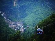 Teleférico vietnamita, el más largo del mundo