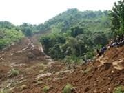 Mitad de población indonesia bajo riesgo de deslizamiento