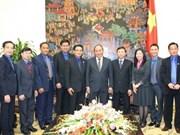 Vietnam y Laos fortalecen cooperación juvenil