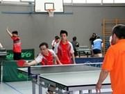 Deporte une comunidad vietnamita en Europa
