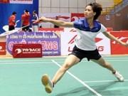 Concluyen torneo internacional de bádminton en Vietnam