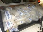 Operación cuatripartita contra narcotráfico en Mekong
