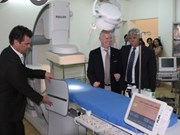 Hospital Da Nang aplica tecnologías avanzadas