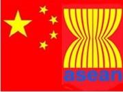 ASEAN y China impulsan relaciones estratégicas